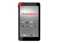 "Thomson TEO - tablette - Android 5.0 (Lollipop) - 8 Go - 7"" TEO-QUAD7BK8"